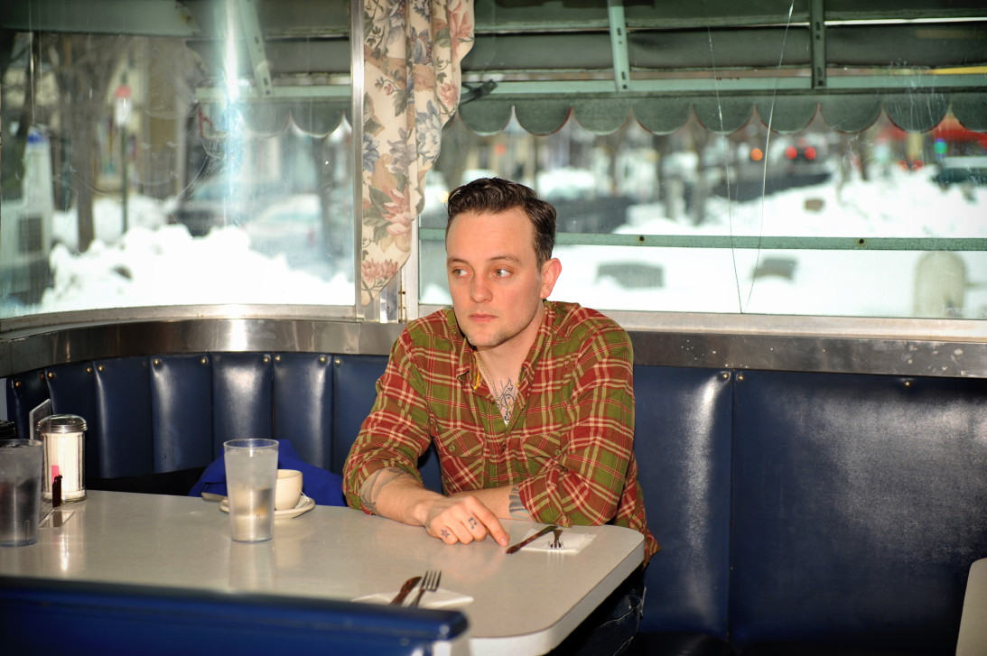 Dave Hause by Lindsey Byrnes