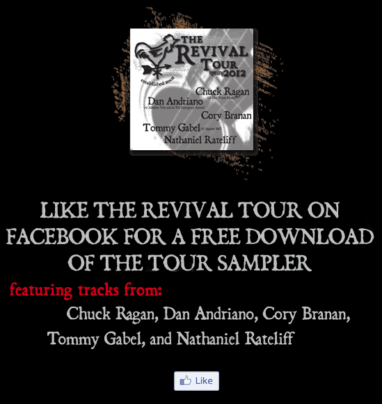 Free Download of the 2012 Tour Sampler
