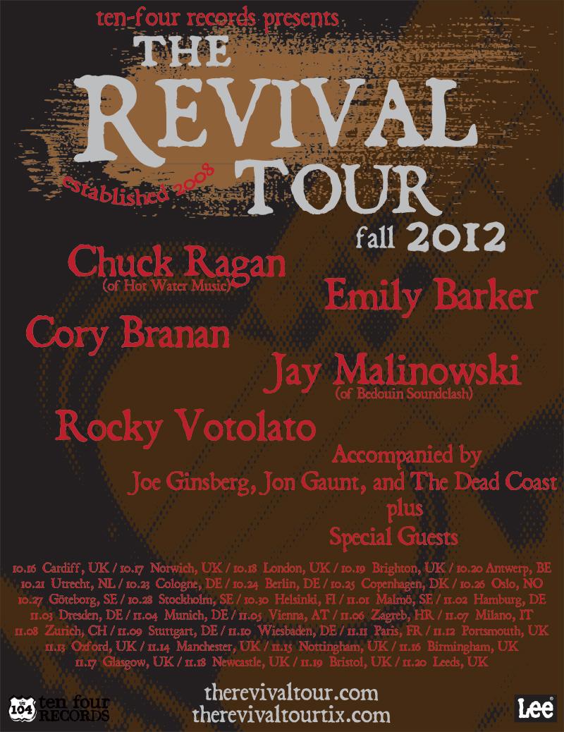 Revival Tour | An acoustic collaborative event established
